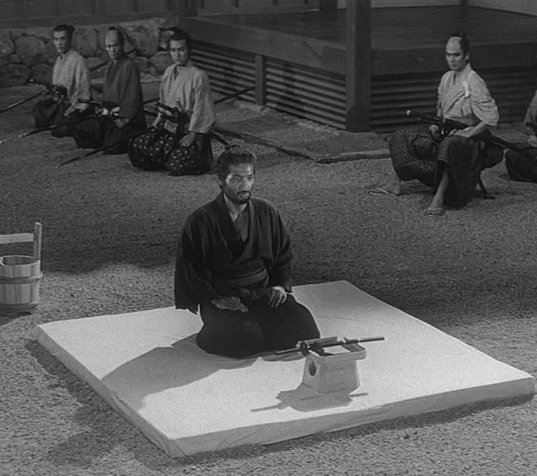 Seppuku / Harakiri (1962) – Masaki Kobayashi
