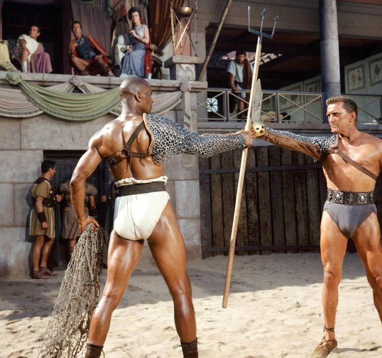 Spartacus (1960): Karl Marx'ın Kahramanı Olan Adam!