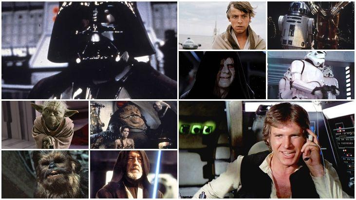 En İyi 10 Star Wars Karakteri