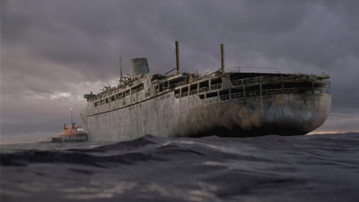 Ghost Ship / Hayalet Gemi (2002) – Steve Beck