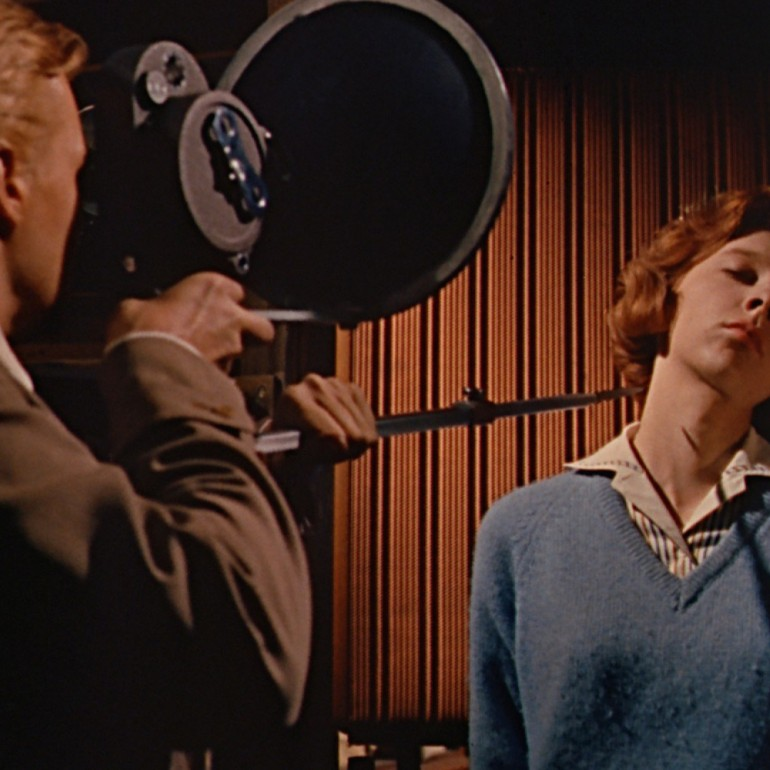 Peeping Tom (1960): Biz Burada Röntgencileri Sevmeyiz Dostum