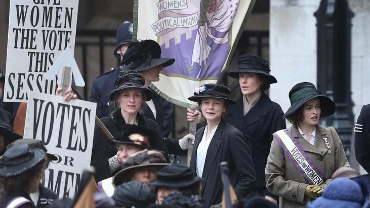 Suffragette (2015): Bu Daha Başlangıç, Mücadeleye Devam