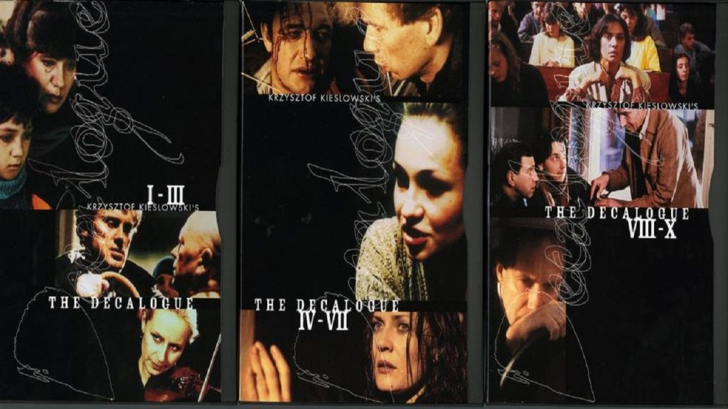 100. The Decalogue