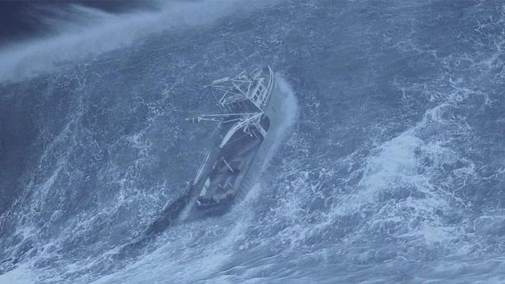 The Perfect Storm / Kusursuz Fırtına (2000) – Wolfgang Petersen