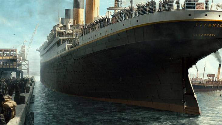 Titanic / Titanik (1997) – James Cameron