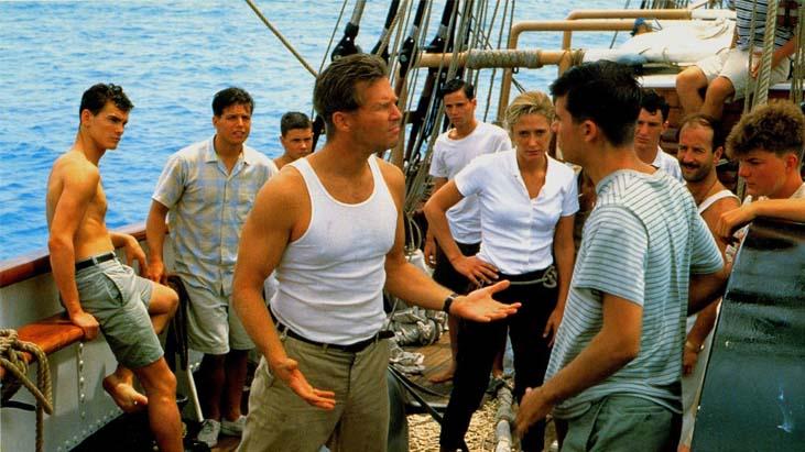 White Squall / Dostluk Denizi (1996) – Ridley Scott