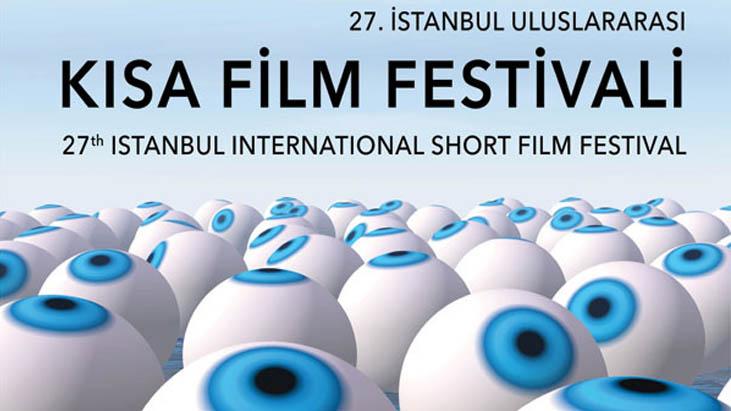 27. Uluslararası İstanbul Kısa Film Festivali Başlıyor