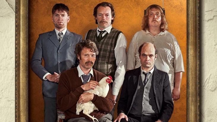 Men & Chicken Cinerituel