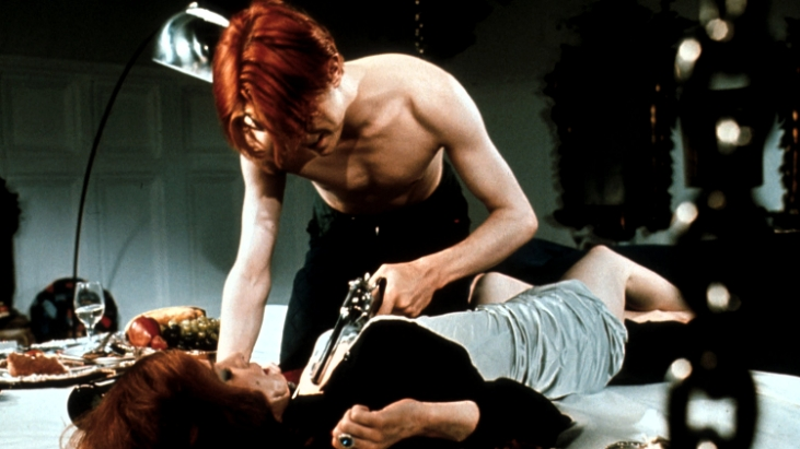 The Man Who Fell To Earth Cinerituel