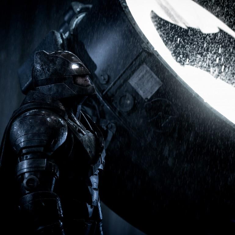 Batman, Ben Affleck'e Emanet