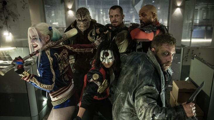 Suicide Squad'ın Yeni Fragmanı Yayınlandı