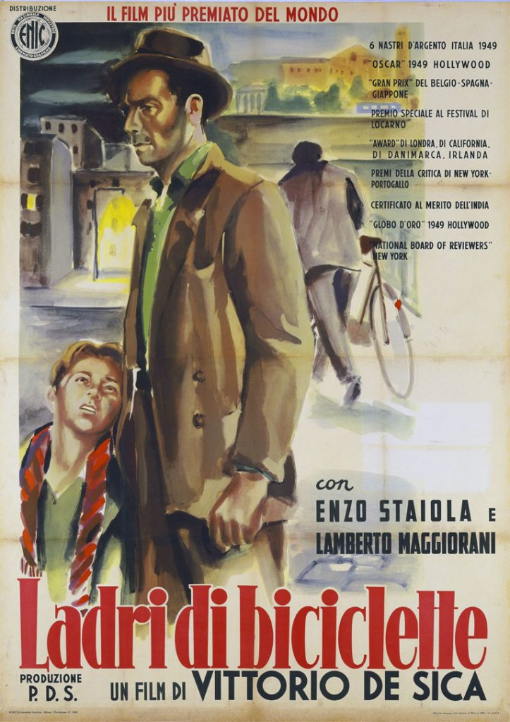 Ladri di Biciclette (1948)