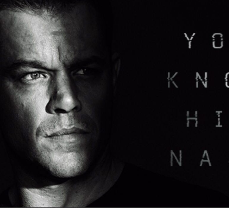 Jason Bourne (2016): Tavşanın Suyu