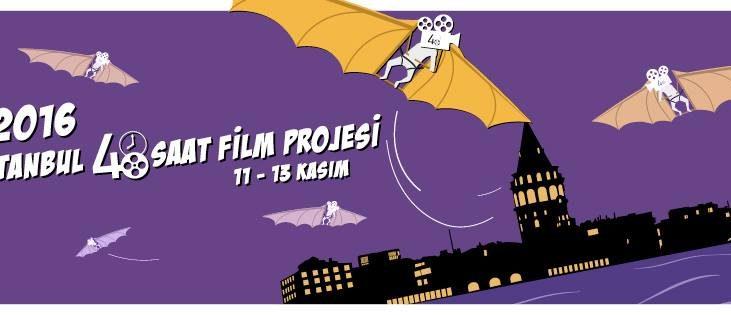İstanbul'a sonbahar geliyor ve burada Kasım ayı 48 Saat Film Projesi demek!