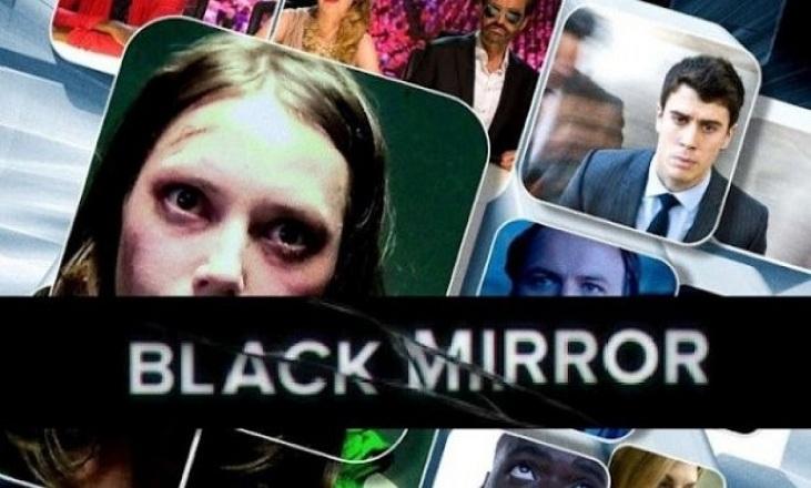 Black Mirror Dizisinin Yeni Sezonu Yarın Netflix'te Başlıyor