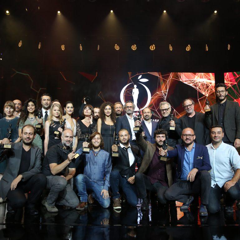 53. Uluslararası Antalya Film Festivali'nde ödüller sahiplerini buldu