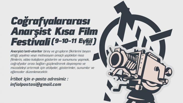 Coğrafyalararası Anarşist Kısa Film Festivali: Mekân ve Seyir Deneyimi
