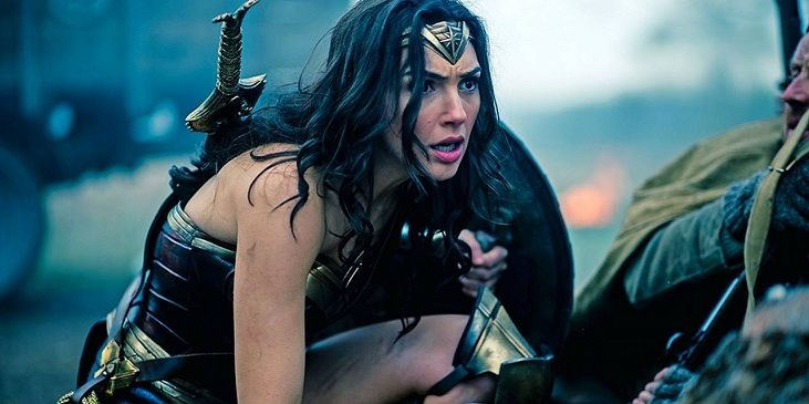 """Epik Aksiyon Macera Filmi """"Wonder Woman""""dan Türkçe Altyazılı Yeni Fragman"""