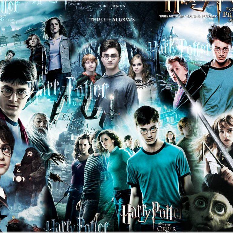 Bir Uyarlama Olarak Harry Potter Evreni