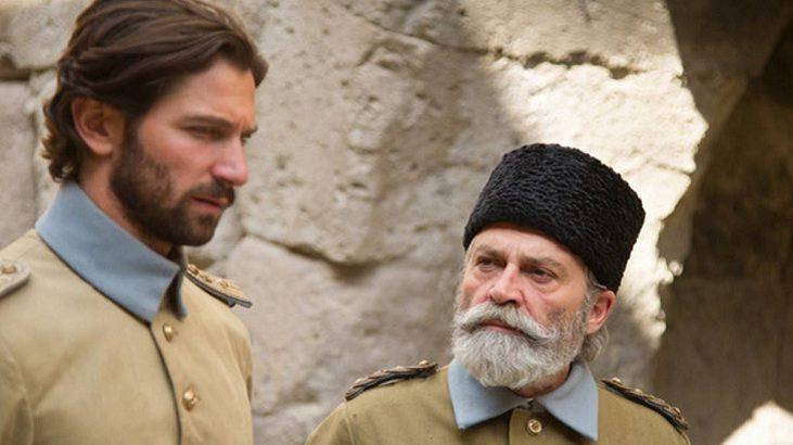 Hollywood'dan Bir Osmanlı Hikâyesi: The Ottoman Lieutenant'dan İlk Görüntüler
