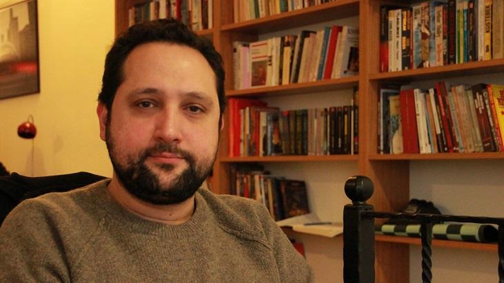 """Ramin Matin: """"Festival Sinemasının Kalıplarından Çok Sıkıldım."""""""