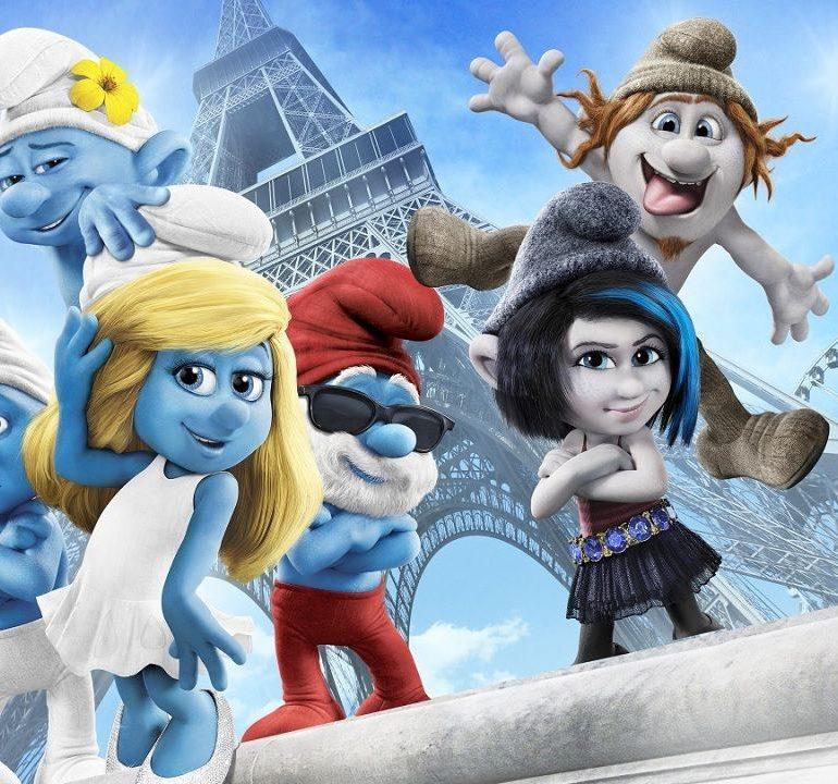 The Smurfs (2011-2013): İşte Bunlar Hep Hollywood Zihniyeti!