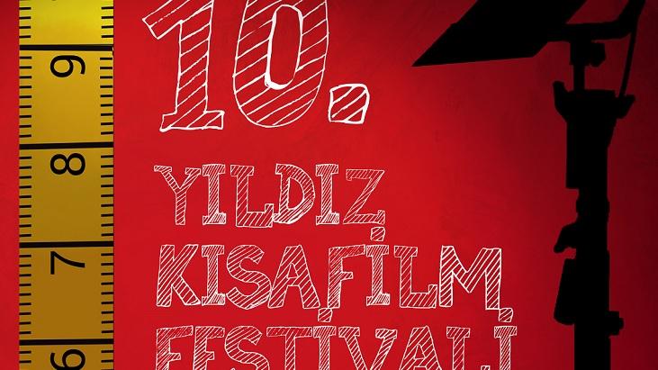10. Yıldız Kısa Film Festivali Başvurularınızı Bekliyor!