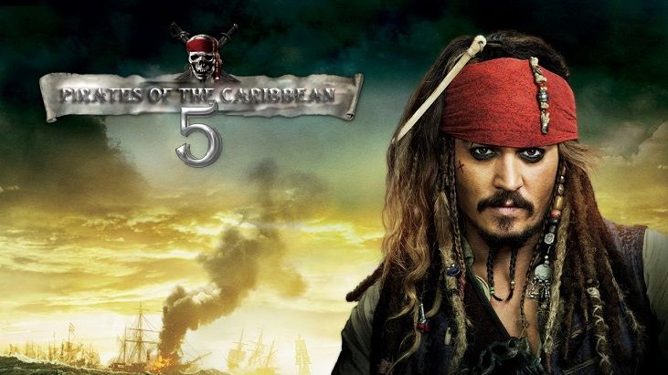 Pirates of the Caribbean: Dead Men Tell No Tales'den yeni fragman yayınlandı