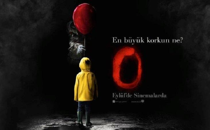 """Stephen King'in En Korkutucu Romanından Uyarlanan """"It"""" Filminin İlk Fragmanı Yayınlandı"""