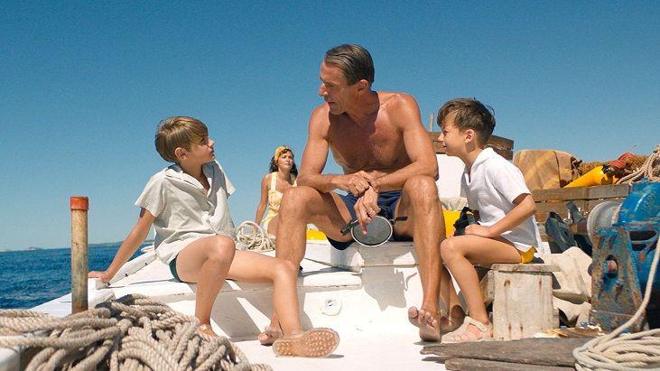 The Odyssey / Kaptan Cousteau: Derinliklere Yolculuk 5 Mayıs'ta sinemalarda!