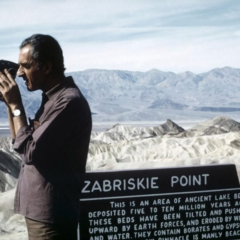 Zabriskie Point ve Passenger Filmlerinde Antonioni'nin Politik Bakışı