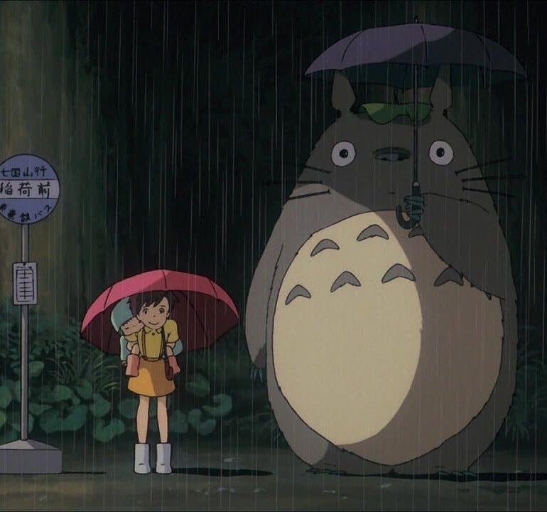 My Neighbor Totoro (1988): Çocukluk