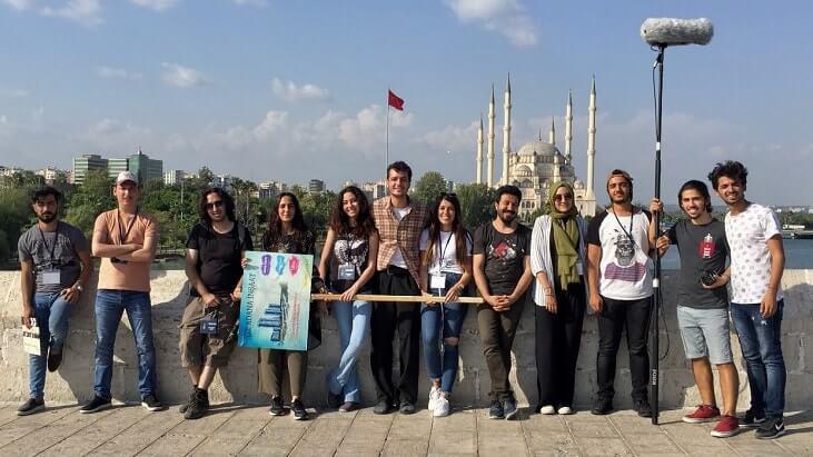 Saklambaç Kısa Filmi Adana Kısa Film Maratonu Yarışmasında Finalist Oldu