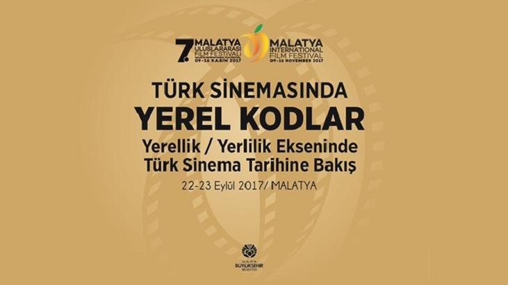 Türk Sinemasında Yerel Kodlar Sempozyumu 22 Eylül'de Başlıyor