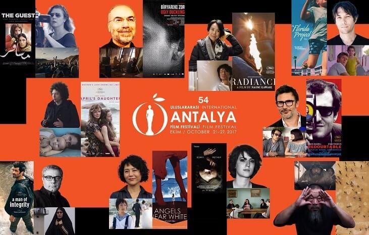 54. Antalya Film Festivali resmi seçkisi açıklandı!