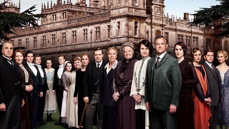 Downton Abbey Dizisi Sinemaya Uyarlanıyor!