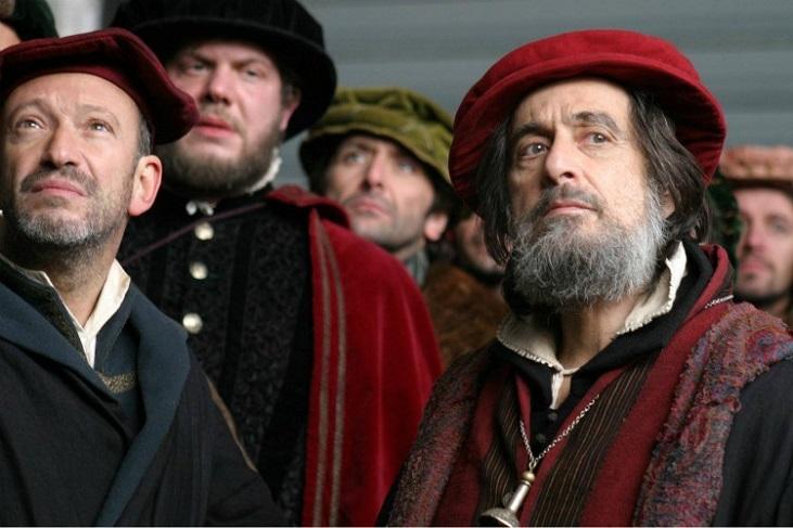 Al Pacino ve Redford Yine Bir Shakespeare Uyarlamasında Buluşuyor!