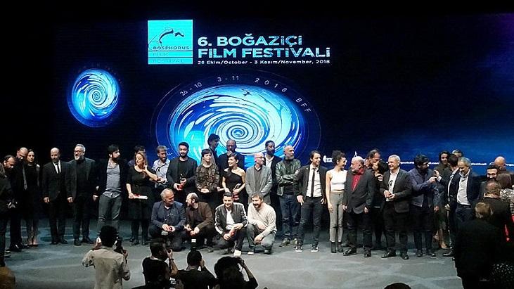 6. Boğaziçi Film Festivali'nde Kazananlar Belli Oldu!