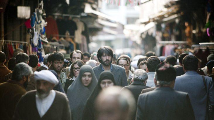 Argo (2012): Amerika'nın Gözünden İran Tasviri