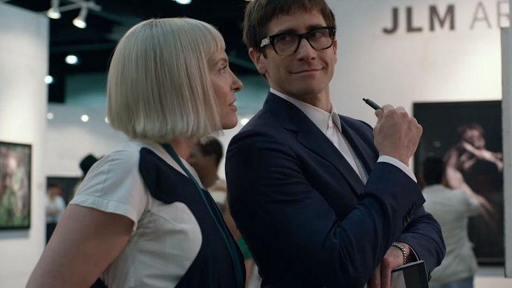 Jake Gyllenhaal'lu Velvet Buzzsaw Filminden Fragman Yayınlandı!