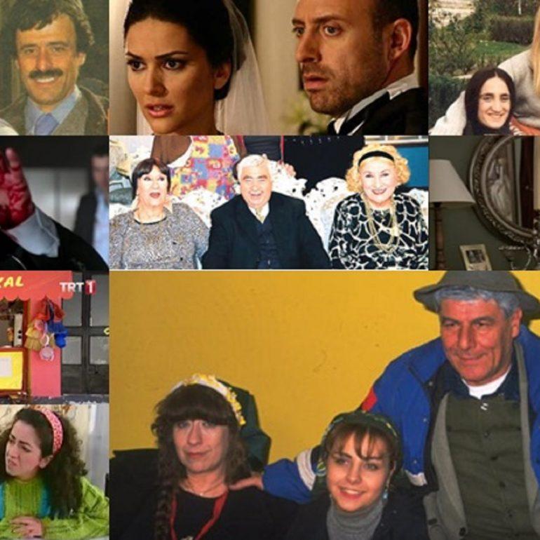 Türk Dizi Tarihinin Unutulmaz 40 Karakteri