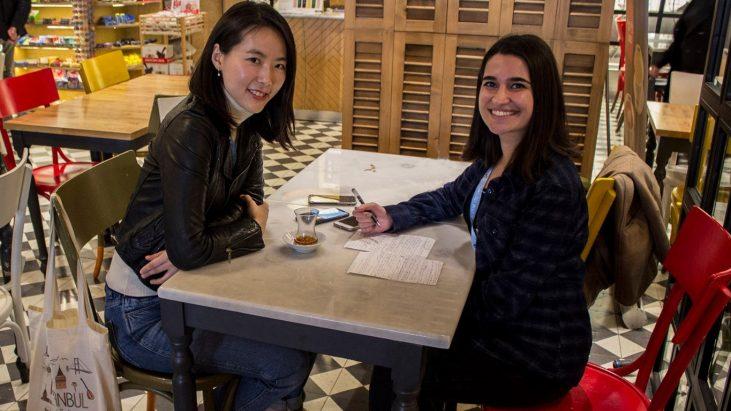 """Altın Lale Kazanan Bora Kim: """"Sinek Kuşu'nun yolculuğu umudun, aşkın ve başarmanın yolculuğu."""""""