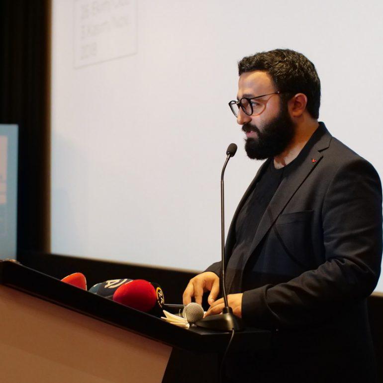"""7. Uluslararası Boğaziçi Film Festivali Sanat Yönetmeni Emrah Kılıç: """"Festivaller Ülkelerindeki Sosyal Konulara da Duyarsız Kalmamalı"""""""