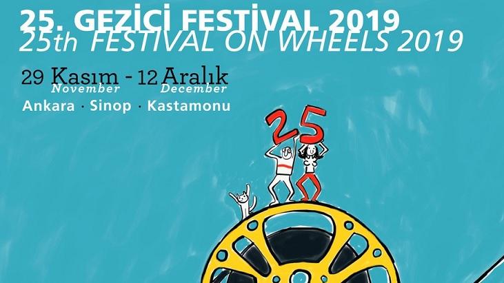 25. Gezici Festival Başlıyor!