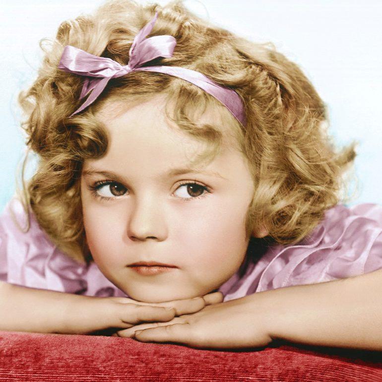 Hollywood'un İlk Çocuk Yıldızı Shirley Temple ve Değişen Psiko-Sosyal Dinamikler