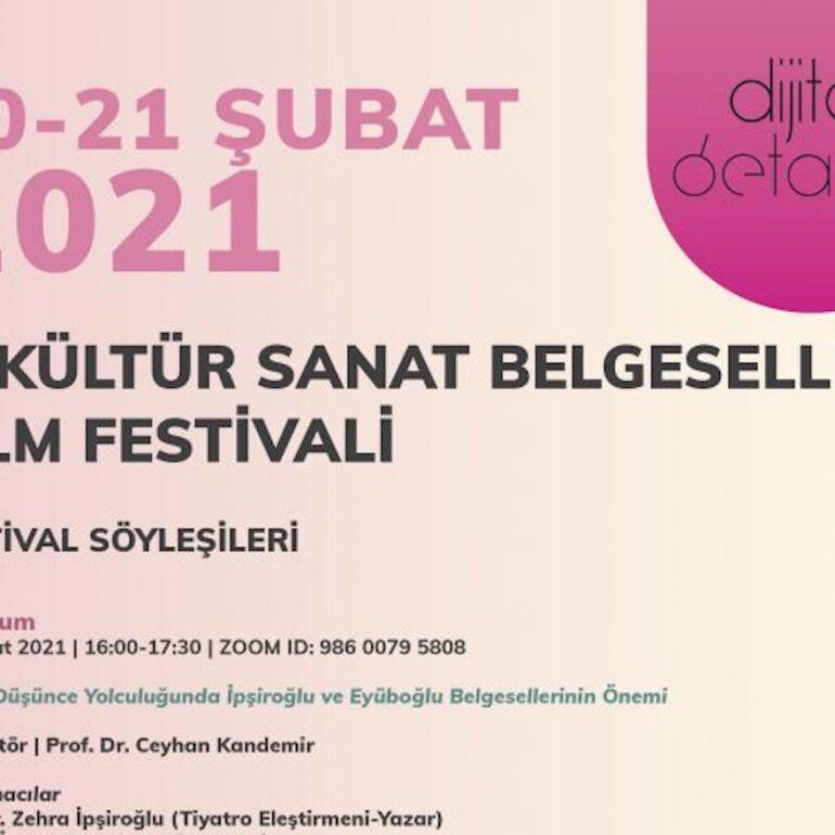 Belgesel Sinemaya Yeni Bir Katkı: Dijital Detaylar Kültür Sanat Belgeselleri Film Festivali