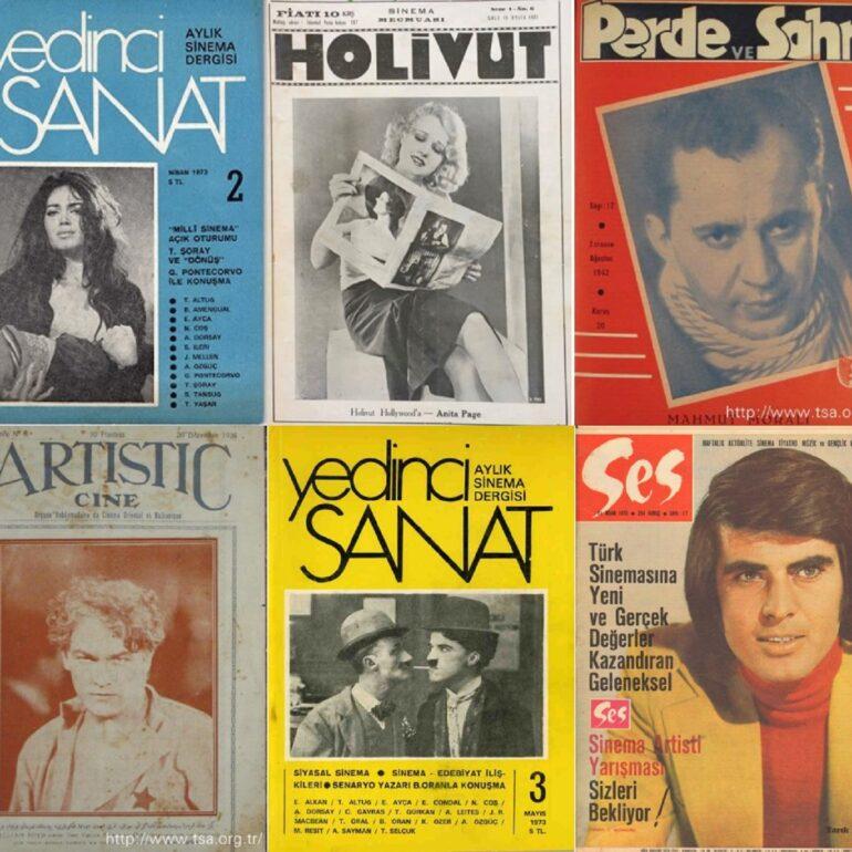 Başlangıcından 90'lara Türkiye'de Sinema Yazarlığının ve Dergiciliğinin Gelişimi